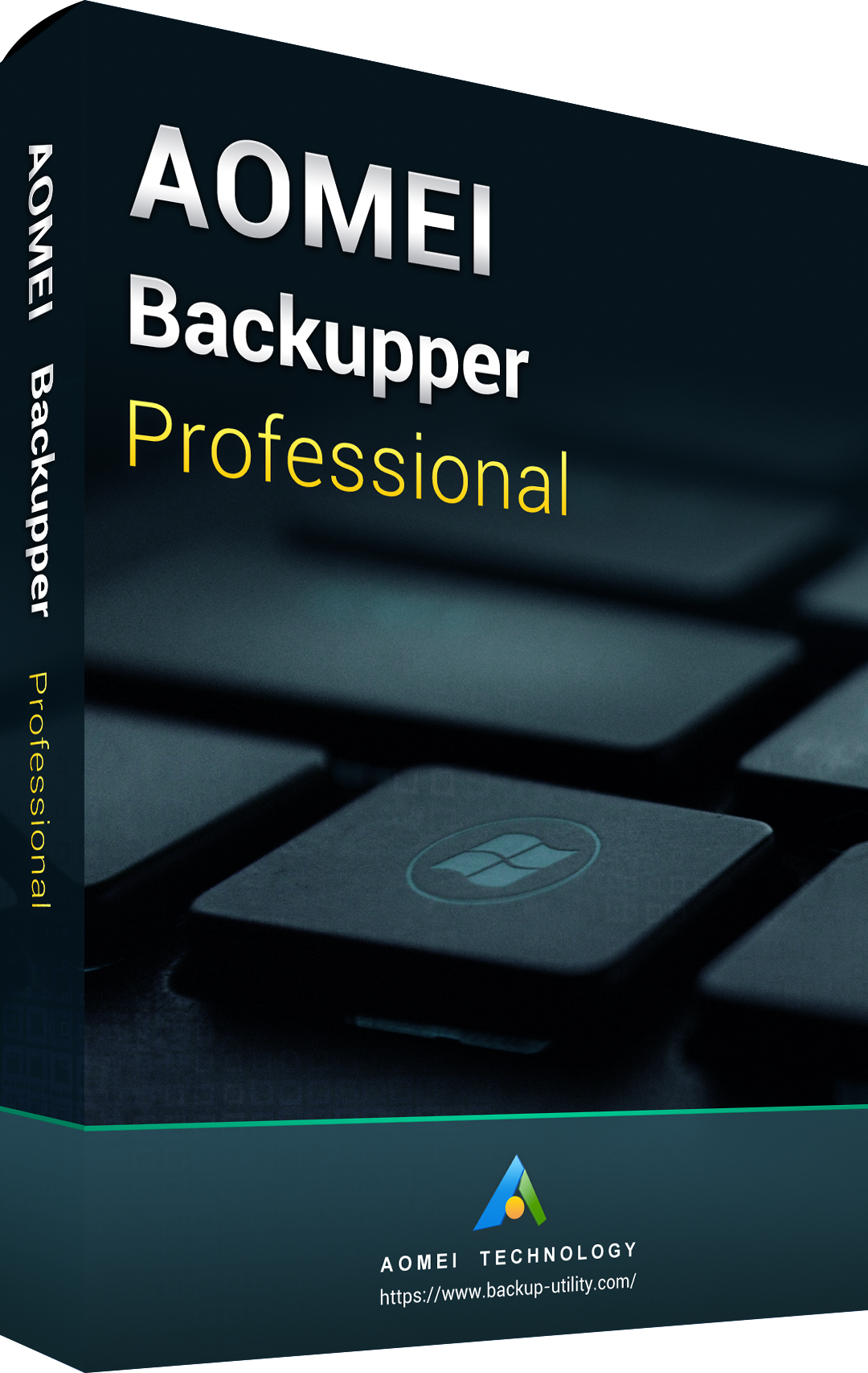 AOMEI Backupper Professional 5.0 Edition Key Global