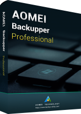 Official AOMEI Backupper Professional 5.0 Edition Key Global