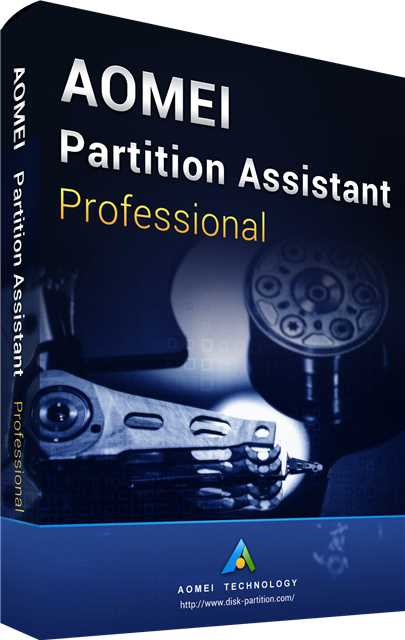 AOMEI Partition Assistant Professional 8.0 Edition Key Global