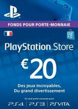 SCDKey.com, Play Station Network 20 EUR FR