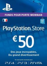 SCDKey.com, Play Station Network 50 EUR FR