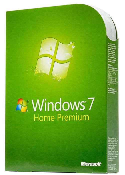 Microsoft Windows 7 Home Premium OEM CD Key Global