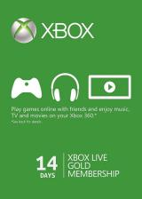 Official Xbox 14 Days Gold Membership