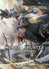 Official Monster Hunter: World Deluxe Edition Steam CD Key