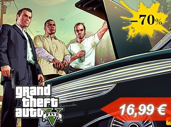 Official Grand Theft Auto V Rockstar Digital Download Key