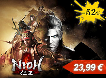 Official Nioh Complete Edition Steam Key Global PC