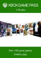 Official Xbox Game Pass 3 Months GLOBAL