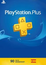 Official Playstation Plus 90 Days ES/SPAIN
