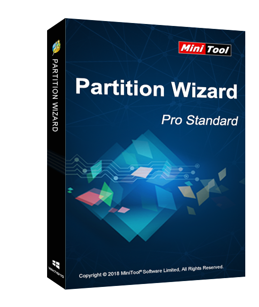 MiniTool Partition Wizard Pro Standard CD Key Global