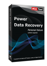 Official MiniTool Power Data Recovery Personal Deluxe (Lifetime Upgrade) CD Key Global