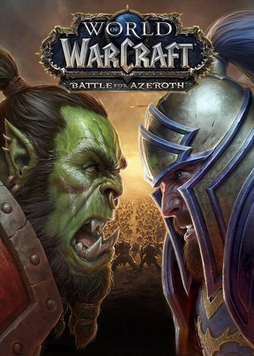 wow battle for azeroth complete edition