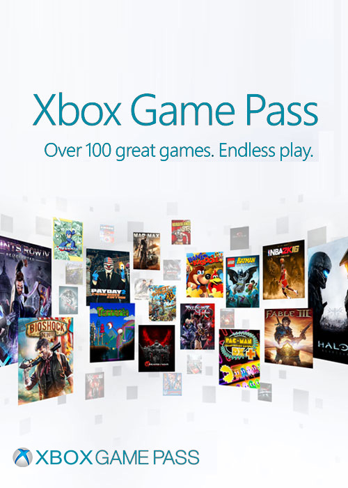 XBOX GAME PASS Trial 1 Month Key