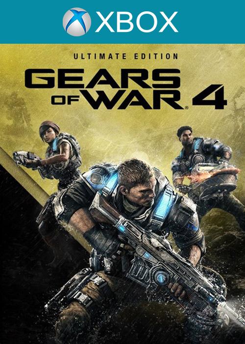 Gears Of War 4 Ultimate Edition XBOX LIVE Key Windows 10 Global