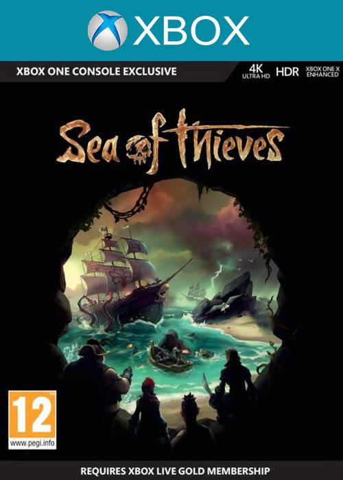 Sea Of Thieves Xbox Live Windows 10 Key Global