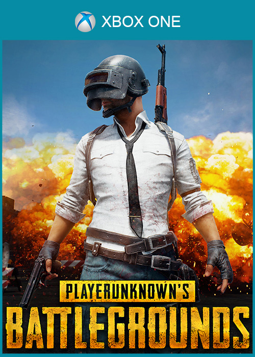 Playerunknowns Battlegrounds Xbox One Key Global
