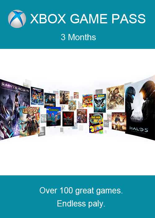UK Daily Deals: 3 Month Xbox Game Pass, Nintendo Switch with