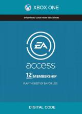Official EA Access 12 Months Xbox One CD Key