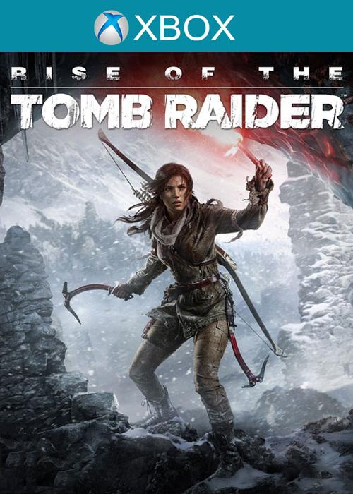 Rise Of The Tomb Raider Xbox One Key Global