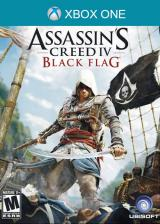 Official Assassins Creed IV Black Flag Xbox One CD Key GLOBAL