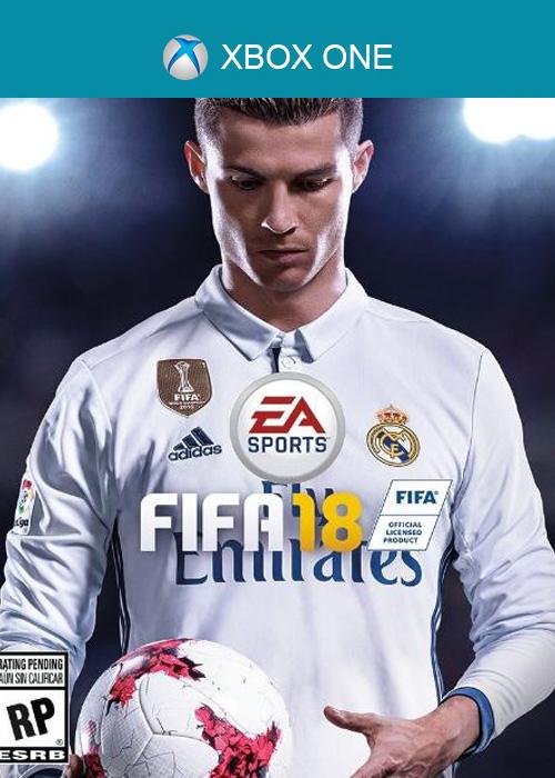FIFA 18 Xbox One Digital Download Code