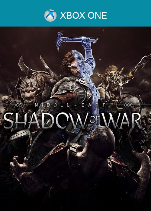 Middle Earth Shadow Of War Standard Xbox Key Global