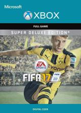 Official FIFA 17 Xbox One Digital Code