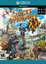 Official Sunset Overdrive Xbox One Key Global