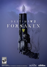 Official Destiny 2 Forsaken Legendary Edition Blizzard Key EU