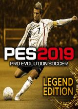 Official Pro Evolution Soccer 2019 Legend Edition Steam Key Global