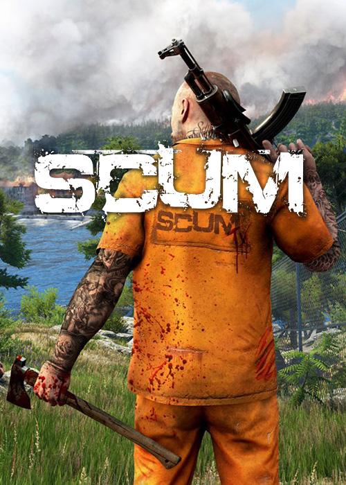 SCUM Steam Gift Game