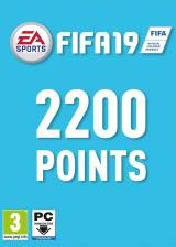 SCDKey.com, FIFA 19 2200 FUT Points DLC Origin Key Global PC