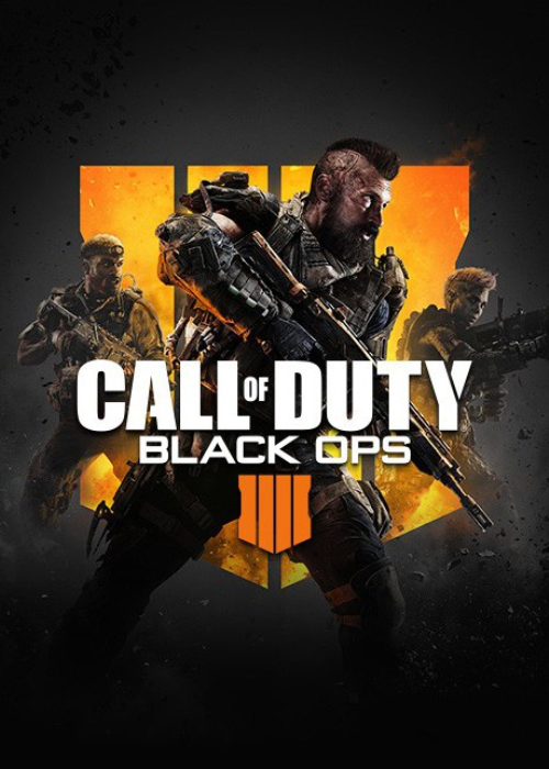 Call Of Duty: Black Ops 4 (MULTIPLAYER) 2018