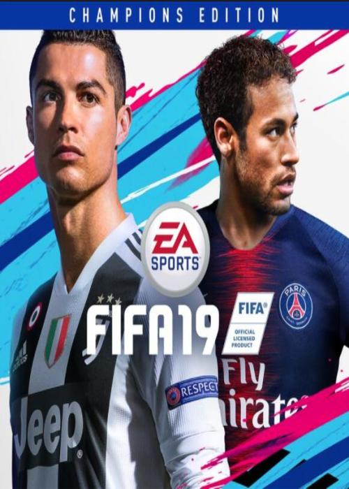FIFA 19 Champions Edition Cloud CD Key GLOBAL