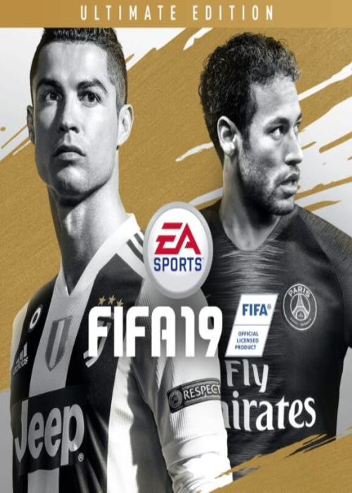 FIFA 19 Ultimate Edition Cloud CD Key GLOBAL