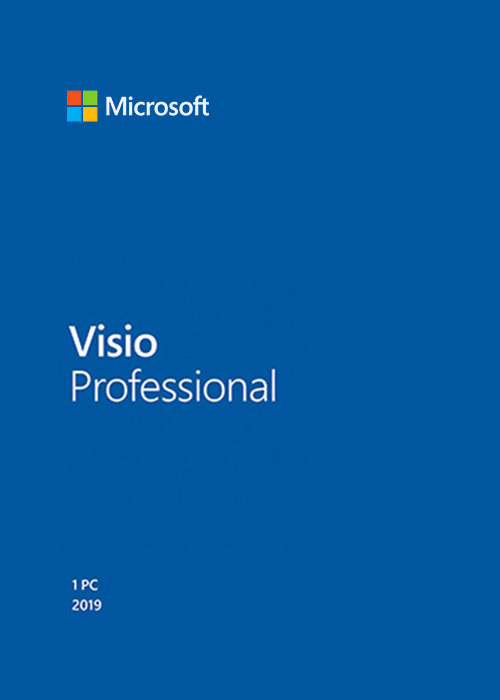 Visio Professional 2019 Key Global