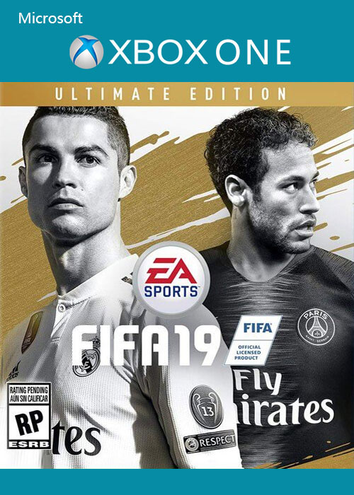 FIFA 19 Ultimate Edition Xbox One Key Global