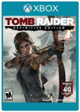 Official Tomb Raider Definitive Edition Xbox One CD Key