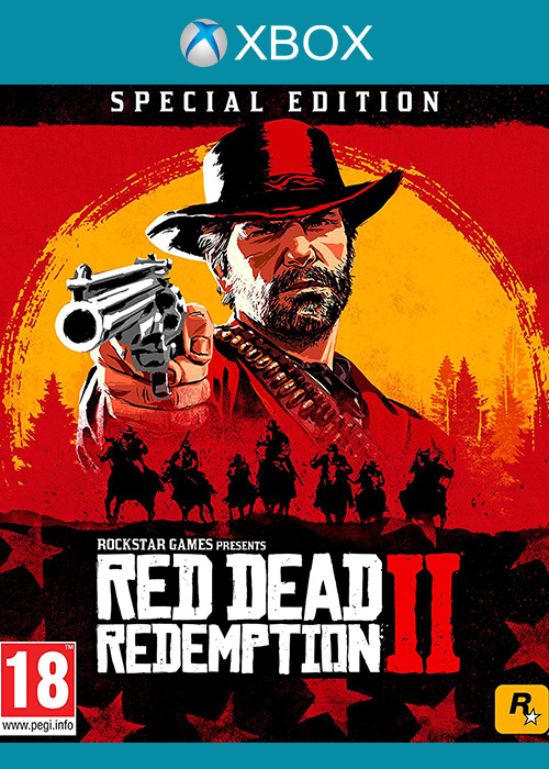 Red Dead Redemption 2 Special Edition Xbox One Key Global