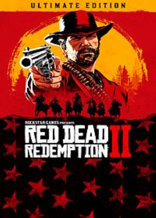 Red Dead Redemption 2 Ultimate Edition Xbox One Key Global