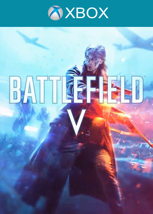 Battlefield V Xbox One Digital Code Global