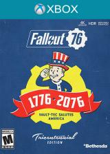 SCDKey.com, Fallout 76 Tricentennial Xbox One Digital Code Global
