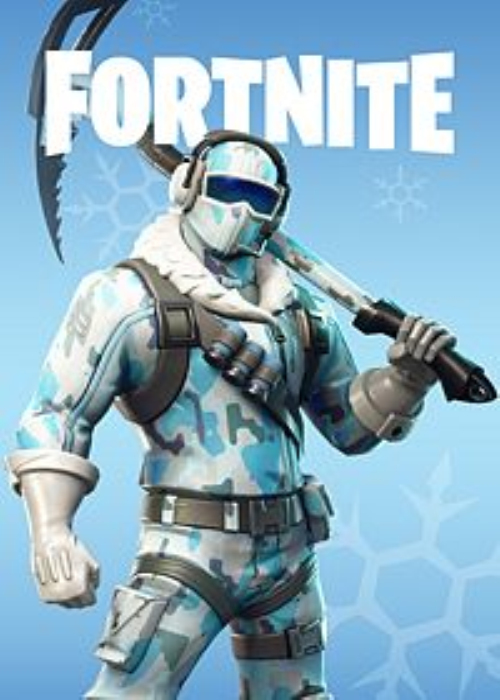 Fortnite Battle Royale Deep Freeze Bundle Xbox One Digital Code Global