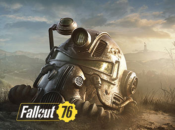 Official Fallout 76 Bethesda Key EU