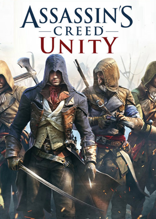 Assassin's Creed Unity Xbox One Cdkey