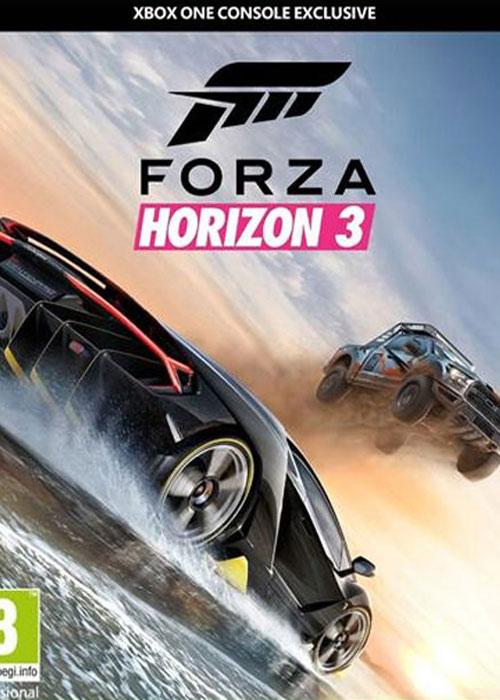 Forza Horizon 3 Xbox One Key Windows 10 Global