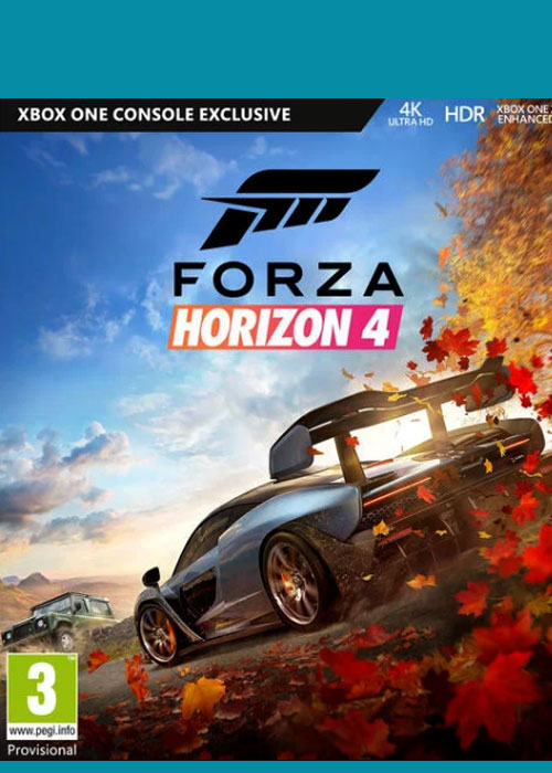 Forza Horizon 4 Standard Edition XBOX LIVE Key Windows 10 Global