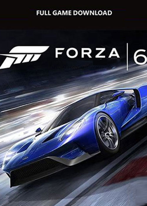 Forza Motorsport 6 Xbox One Digital Code