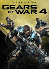 Official Gears Of War 4 Ultimate Edition XBOX LIVE Key Windows 10 Global