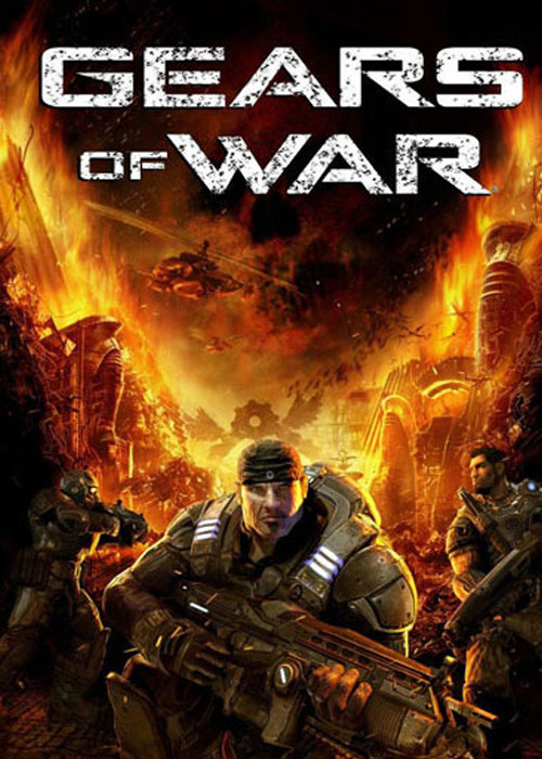 Gears Of War XBOX 360/ONE CD Key GLOBAL