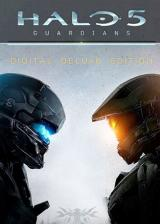 Official Halo 5 Guardians Digital Deluxe Edition Xbox One CD Key Global